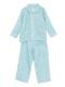 ミントベアー柄のパジャマ(130cm)です