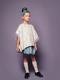 アイボリー着用写真(年齢6才、身長128cm、着用サイズ130cm)