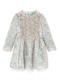 ミントフラワー着用写真(年齢10才、身長138cm、着用サイズ130cm)