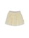 イエローフラワー柄のスカートです。