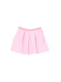 背面画像 - ピンク色キッズスカート