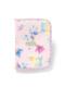 ピンクフェアリー柄のマルチ・母子手帳ケース(L)です。