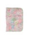 ピンクフラワー柄のダイアリー・母子手帳ケース (L)です。