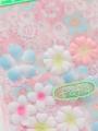 アップ画像 - ピンクフラワーのマルチケースです。