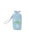 ブルーシンデレラ柄のペットボトルケースです。
