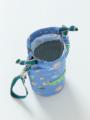 内装画像 - ブルースポーツ柄ペットボトルケース