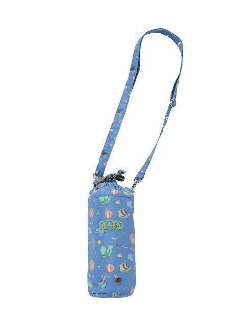 ブルースポーツ柄のボトルホルダーです