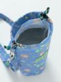 内装画像 - ブルースポーツ柄ボトルホルダー