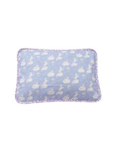 ブルーモノケロス柄の枕カバーです。