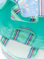 内装画像 - ブルースポーツ柄レッスントートバッグ