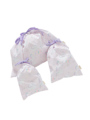 ラベンダーモノケロス柄の巾着セットです。