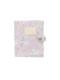 ラベンダーモノケロス柄のカードホルダーです。