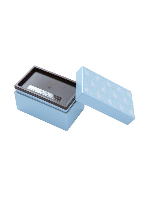 ブルーシンデレラ柄のランチボックスです。